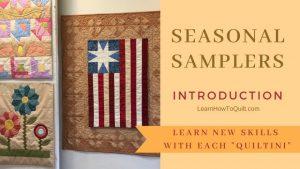 Seasonal Samplers Intro