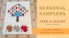 Seasonal Sampler Series - Setting on Point