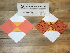 Two Bow Tie Blocks