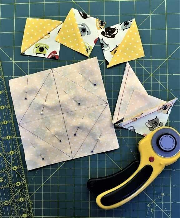 piecing/cutting shortcuts