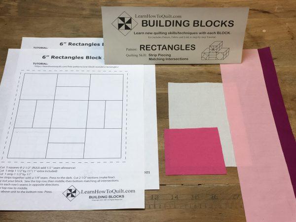 Rectangles Kit
