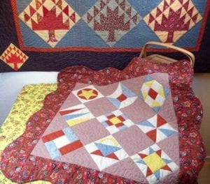 Patterns in quilts