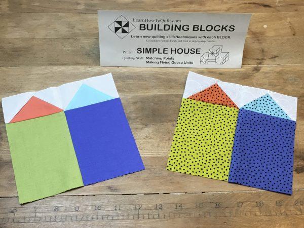 Simple Houses Block