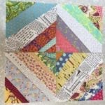 Bright String Quilt Blocks