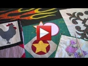 intro to freezer paper applique