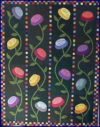 auntie sue's birthday quilt