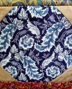 snowball dish quilt