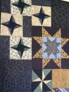 blue star sampler