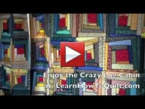 intro to crazy quilt class