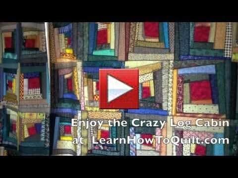 intro to crazy quilt class