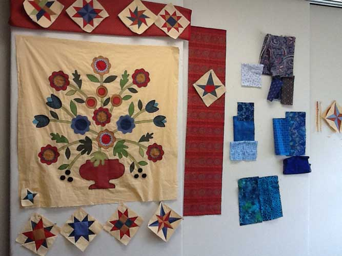 Quilt Design Wall Quilting