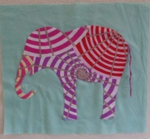 Favorite Elephant Fabric