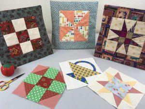 Display Frames for Quilt Blocks