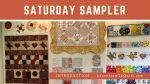 Saturday Sampler Intro Video