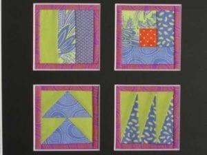 paper piecing squares