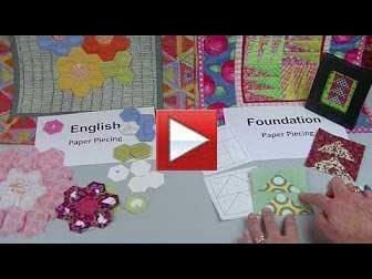 paper piecing basic information