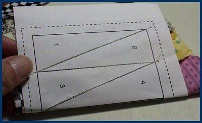 Paper Piecing Quilting
