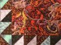 quilt meandering