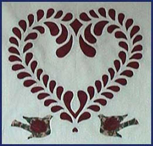 Reverse Applique - Try Our Free Quilt Tutorials