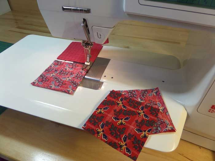 Sewing Patchwork