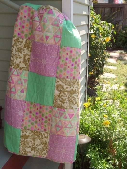 One-patch Quilt