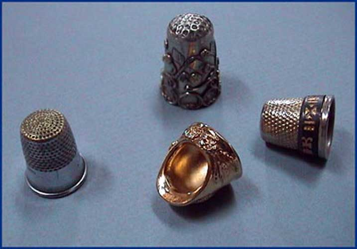 Thimble Ring Tutorials