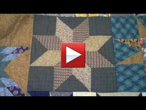 Quilt Patterns With Y Seams : Y Seams - Learn How To Quilt - FREE Quilting Tutorials